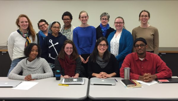 Julie McGee's Baltimore Collection scholars
