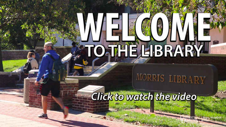 Welcome to the Library Video