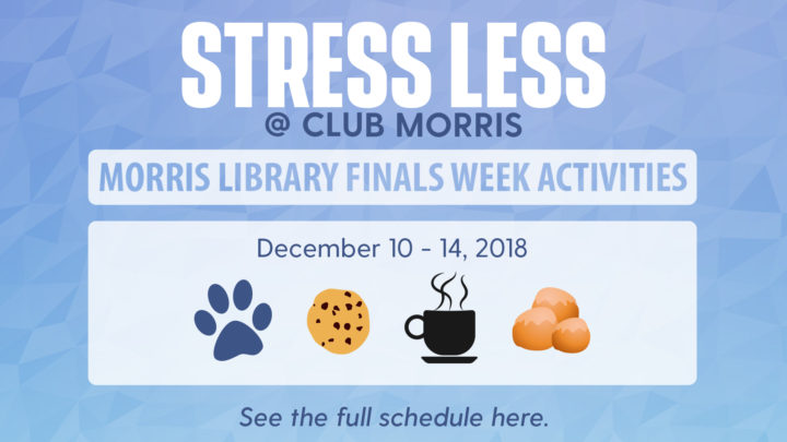 Stress Less @ Club Morris